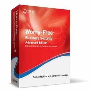 Trend Micro Worry Free Advanced