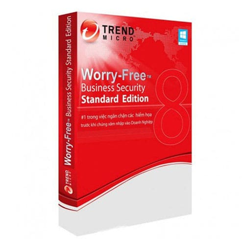 Trend Micro Worry Free Business Security Antivirusni programi