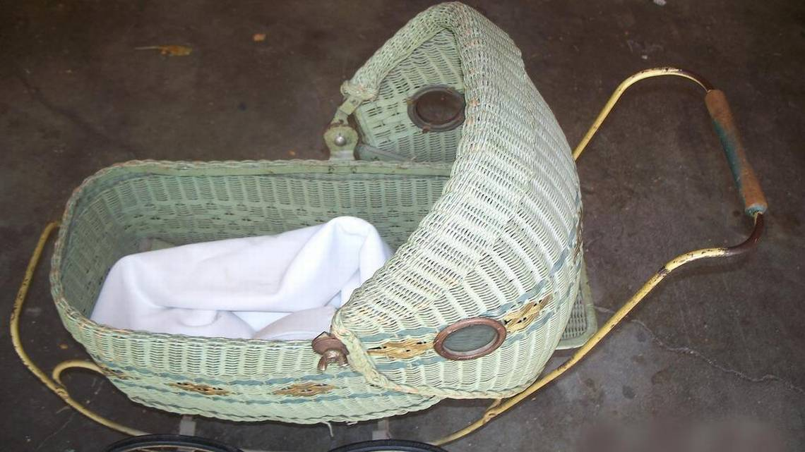 what s it worth baby carriage a