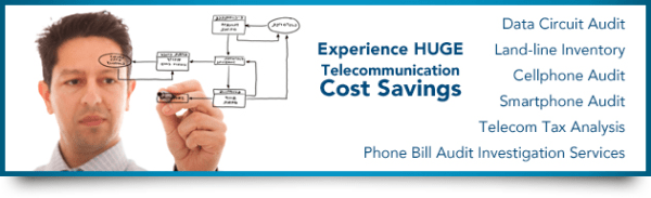 Telecom Auditing by Tri-Solve
