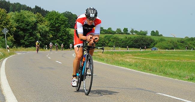 Ein faires Radrennen - das es so etwas noch gibt :-)