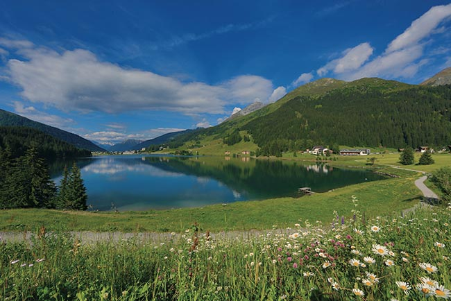 Sommer in Davos / Klosters