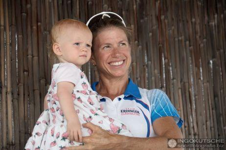 Diese Frau scheint nie älter zu werden - Sonja Tajsich ist auch nach er zweiten Mutterpause wieder voll im Geschäft