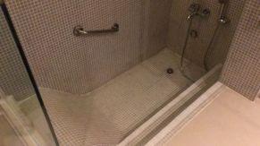 Eine Badewanne dieser Art habe ich bisher noch nicht gesehen