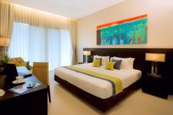 Die Zimmer sind bestens ausgestattet und geräumig