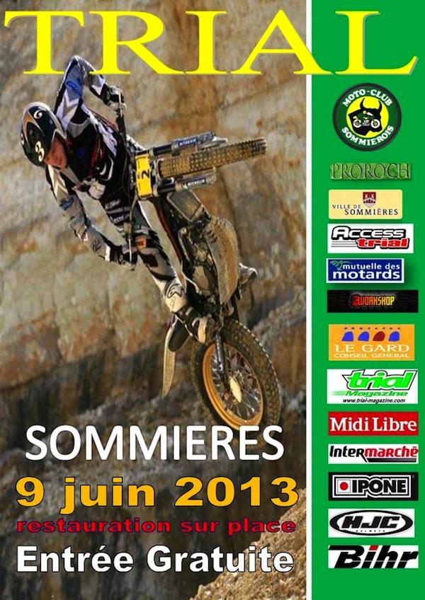Trial de Sommières 2013