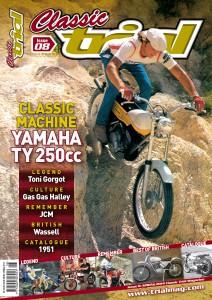 Classic Trial Magazine Issue 8