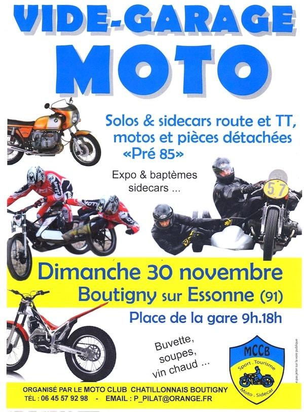 A4 affiche Boutigny