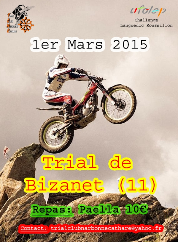 Trial de Bizanet 2015
