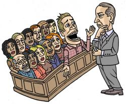 Getting Rid Of Bad Jurors Through Unconventional Means - Trial Practice Tips