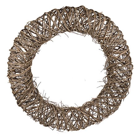 Wreath - Wild Rattan Large