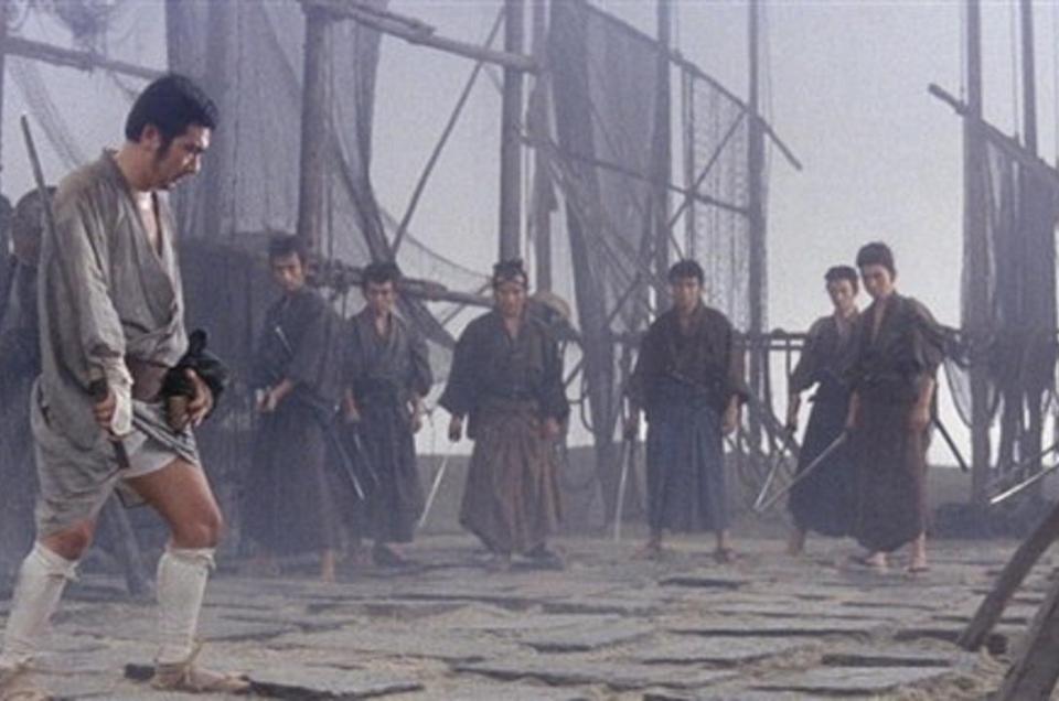 Cine – Técnica de escena máster