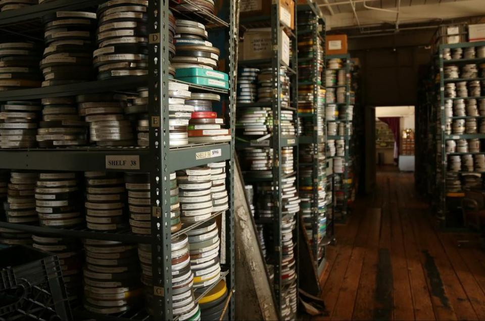 El Celuloide cinematográfico VII