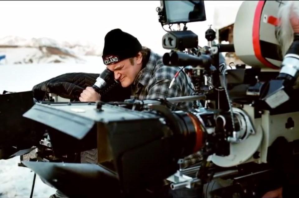 La cámara de cine y su funcionamiento