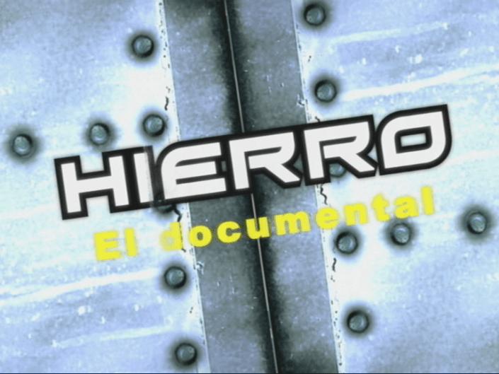 HIERRO - El documental   CULTURISMO