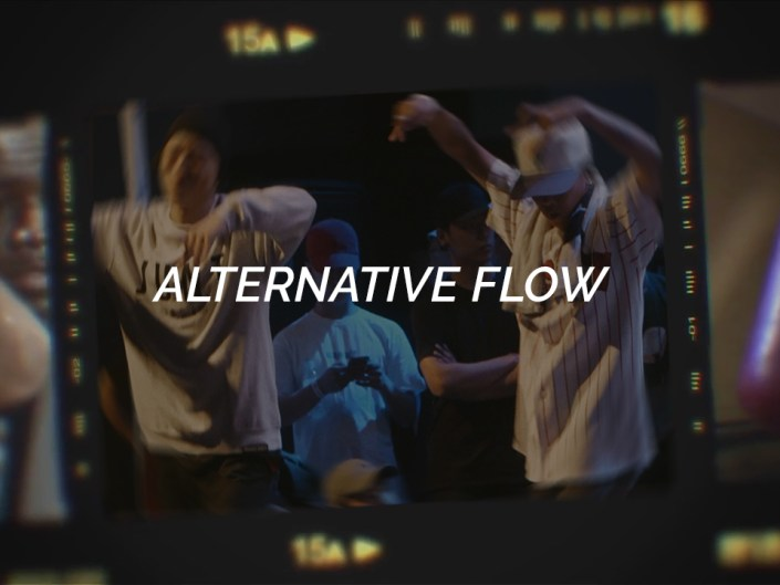 Alternative flow