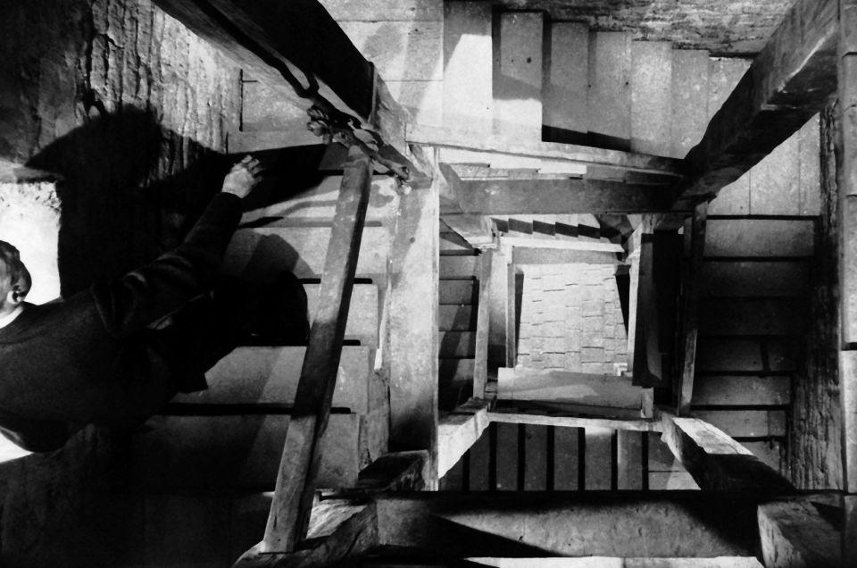Composición cinematográfica: Equilibrio entre imágenes