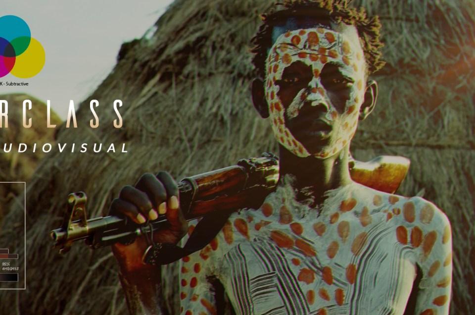 Masterclass: Teoría del color audiovisual