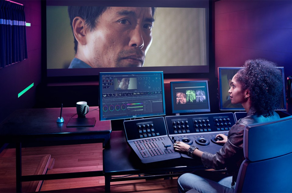 Davinci Resolve 15: El editor que utilizan en Hollywood