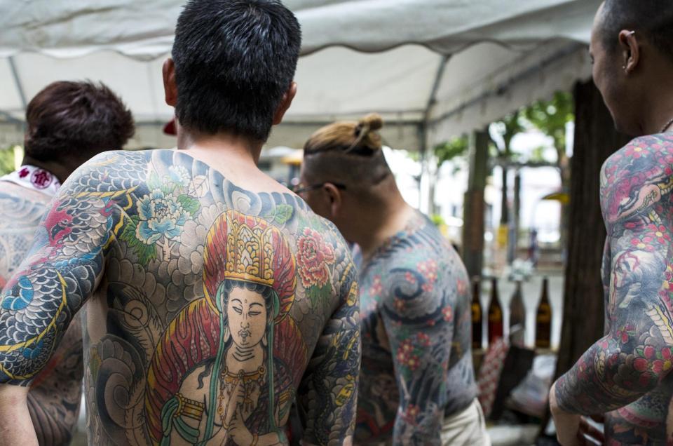 Entrevista: Un tatuador Yakuza