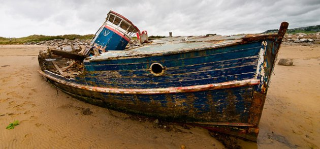 Don't abandon ship!  (image credit: wwarby / flickr CC 2.0)