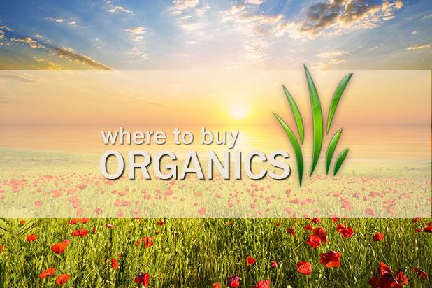 Where To Buy Organics
