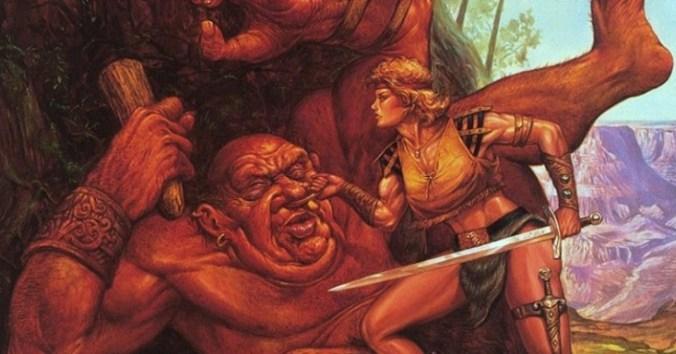 Resultado de imagem para AD&D ogre