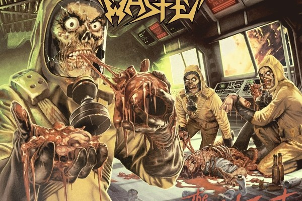 Municipal Waste - The Fatal Feast - Artwork