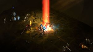 Diablo 3 - Barbarin