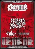 Kreator Tour 2012