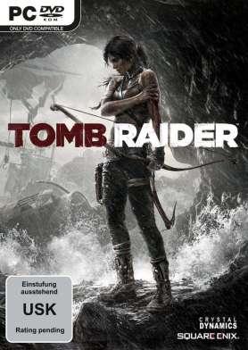 Tomb Raider PC Front