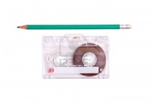 Bleistift Tape