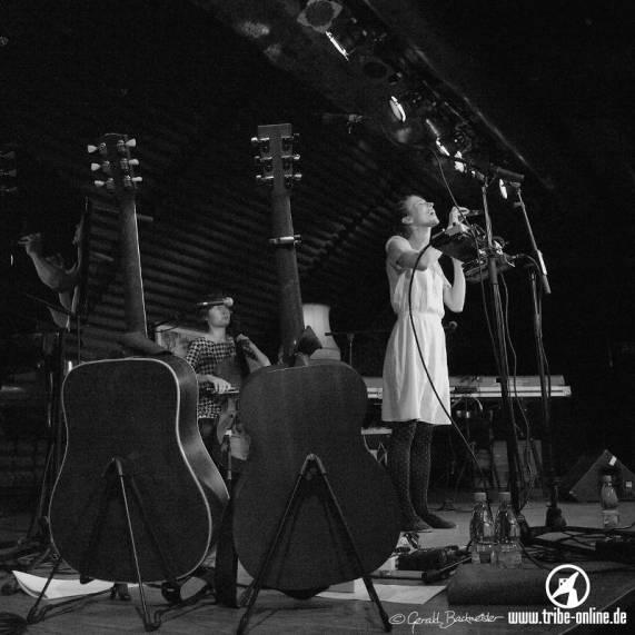 Maria und die Gitarren von Kashmir