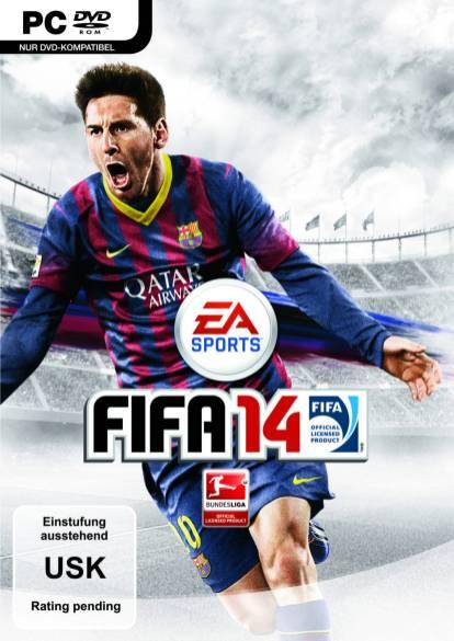 Fifa 14 PC Cover