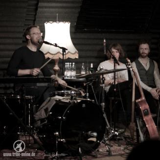 TV Noir 10 - Tim Neuhaus und Max Prosa - Jazzhaus Freiburg - 11