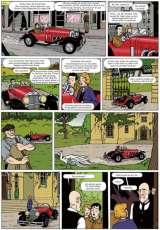 Die Abenteuer von Julius Chancer - Die Regenbogenorchidee 01 - Die Wette - Vorschau Seite 17 - Tribe Online Magazin
