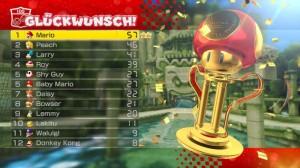 Mario Kart 8 - Siegerehrung - Tribe Online Magazin