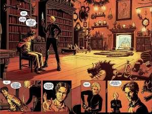 Ghosted 01 - Vorschau Seite 8 9 - Tribe Online Magazin