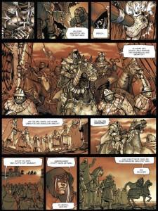 Cross Fire 01 - Vorschau Seite 4 - Tribe Online Magazin