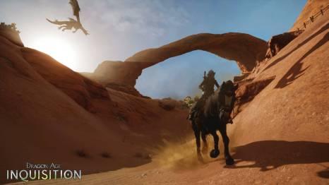Thedas Wüste