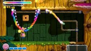 Kirby und der Regenbogen-Pinsel - Gondel-Fahrt - Tribe Online Magazin