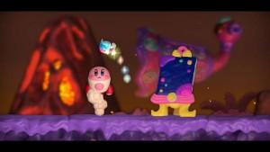Kirby und der Regenbogen-Pinsel - Raketen-Kirby - Tribe Online Magazin