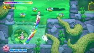 Kirby und der Regenbogen-Pinsel - U-Boot-Kirby - Tribe Online Magazin