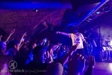 Antilopen Gang Jazzhaus 2015 - yDSC07165 - Tribe Online Magazin