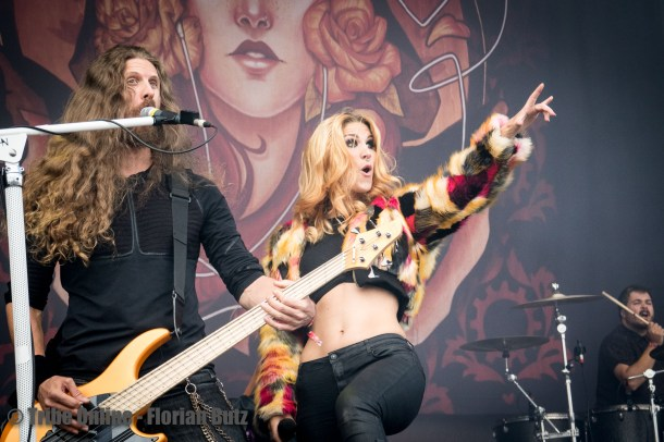 Delain Summer Breeze 2017
