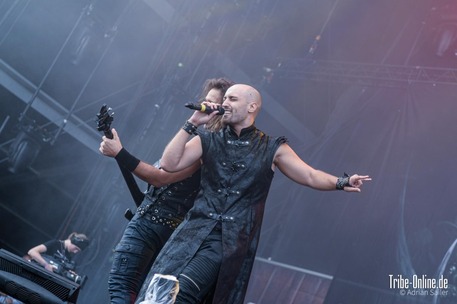 Beast in Black - Summer Breeze Open Air 2019