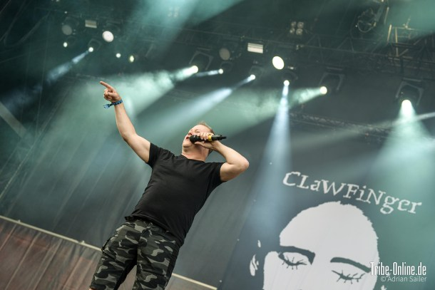 Clawfinger - Summer Breeze Open Air 2019