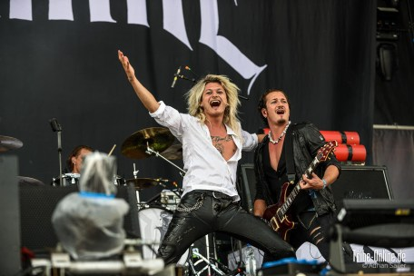 Kissin Dynamite - Summer Breeze Open Air 2019