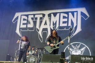 Testament - Summer Breeze Open Air 2019