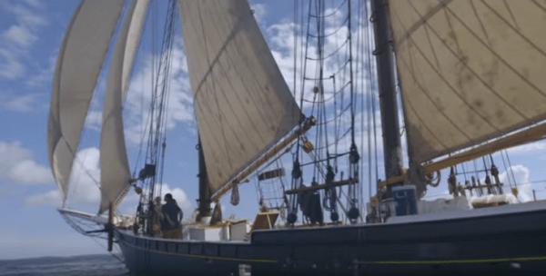 Sail the Northeast Coast Aboard a Historic Landmark ...